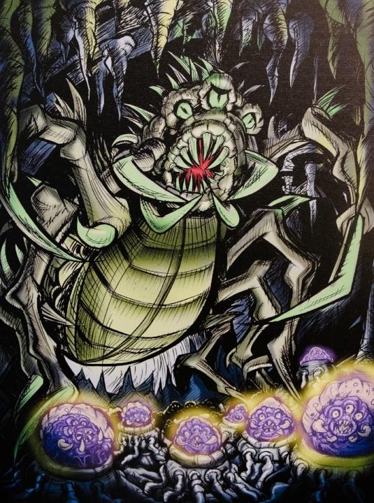 Momma Spider , Scott Rolfs