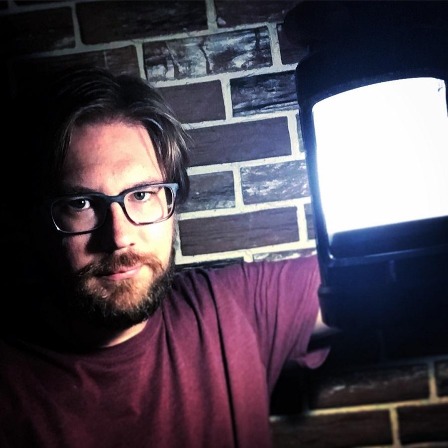 Adam Benedict of the Pine Barrens Institute.  (Image credit: Adam Benedict)