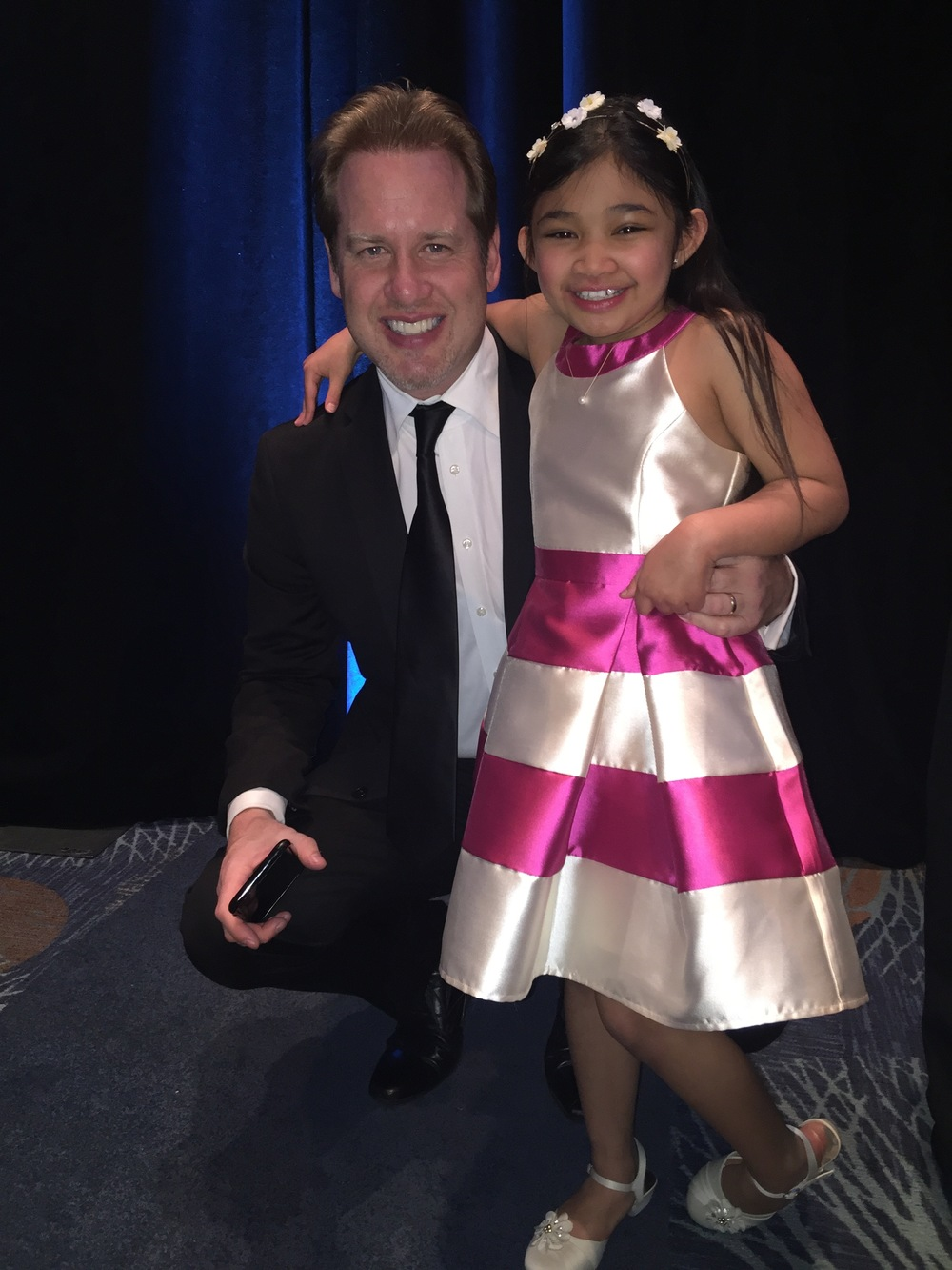 with Joe Gransden