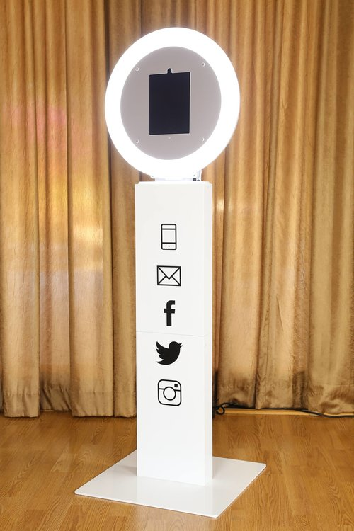 selfie booth photo booth rental charlotte nc qc booths