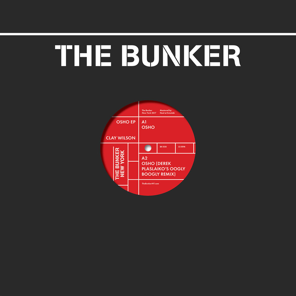Clay Wilson's third release on The Bunker New York is a dance EP that manages to be both restrained and cacophonous...