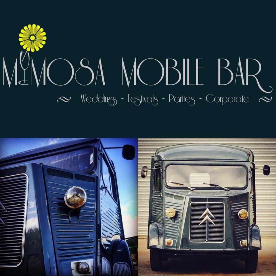 Mimosa Mobile Bar