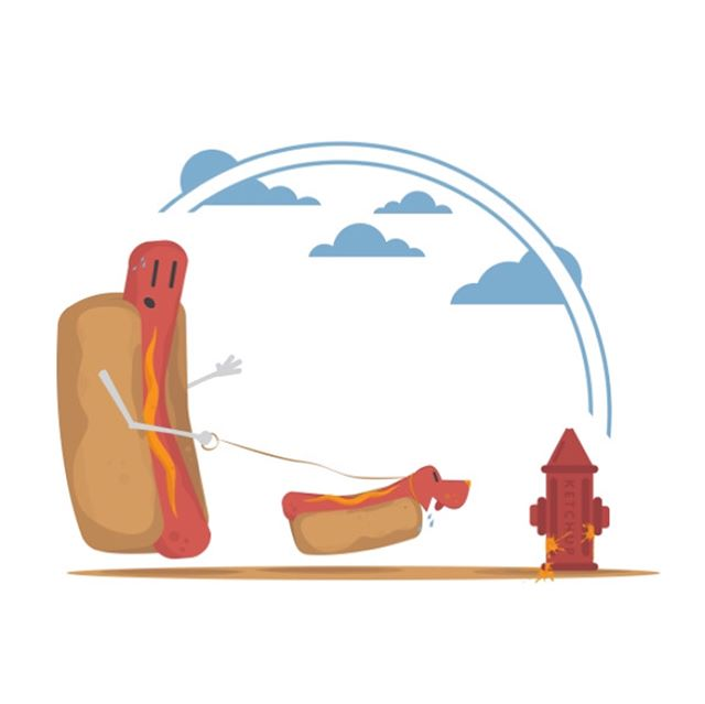 Stay cool with this hot merch, dawg #hotdog #summertime #funny #punny .  Shop this and other designs .  Link in bio | http://bit.ly/2iNcuIO .  #graphicdesign #design #art #graphics #graphictees #graphicart #logodesign #mooseartdesigns #simplycooldesigns #adobe #illustrator #photoshop #draw #sketch #illustrate #boston #bostondesigner #graphicdesigner #inspire #designsdaily #teepublic #dailyinspiration @teepublic