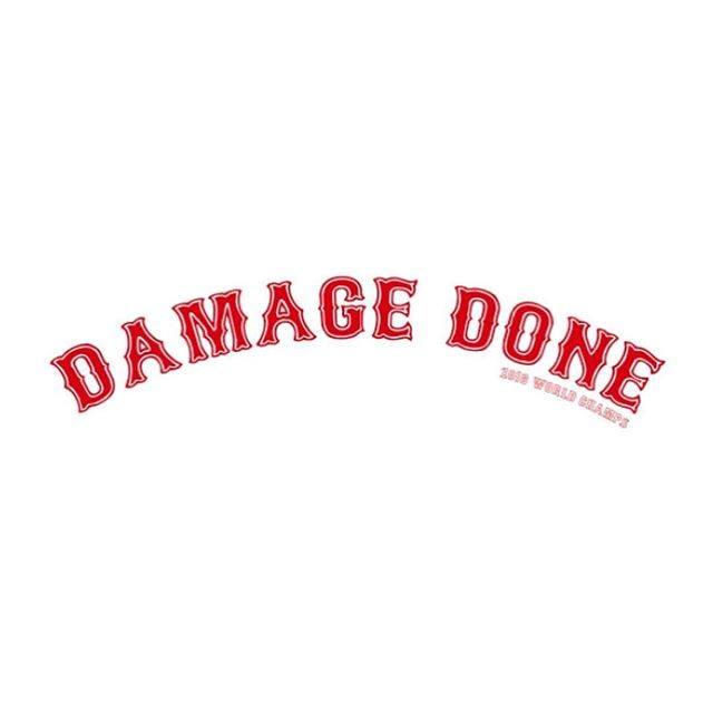 DAMAGE DONE ⚾️ 🧦 🏆 Celebrate the win with this wicked pissah merch! . .  bit.ly/2SrKEF2 Shop link in bio .  Shop this and other designs .  #Boston #redsox #dodamage #damagedone .  #graphicdesign #design #art #graphics #graphictees #graphicart #logodesign #mooseartdesigns #simplycooldesigns #adobe #illustrator #photoshop #draw #sketch #illustrate #boston #bostondesigner #graphicdesigner #inspire #designsdaily #dailyinspiration
