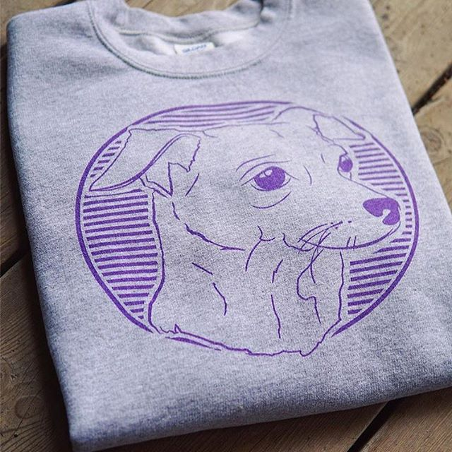 Meet Luanne! I was delighted to be asked to design this birthday sweatshirt for a friend. Love seeing some of the creations out in the wild! . 📷 cred : @colleendauncey . 👕 Merch made with @spreadshirt @spreadshop . .  #graphicdesign #design #art #graphics #graphictees #graphicart #logodesign #mooseartdesigns #simplycooldesigns #adobe #illustrator #photoshop #draw #sketch #illustrate #boston #bostondesigner #graphicdesigner #inspire #designsdaily #dailyinspiration  #graphicdesign #design #art #graphics #graphictees #graphicart #logodesign #mooseartdesigns #simplycooldesigns #adobe #illustrator #photoshop #draw #sketch #illustrate #boston #bostondesigner #graphicdesigner #inspire #designsdaily #dogsofinstagram #dogs #dogstagram #dailyinspiration