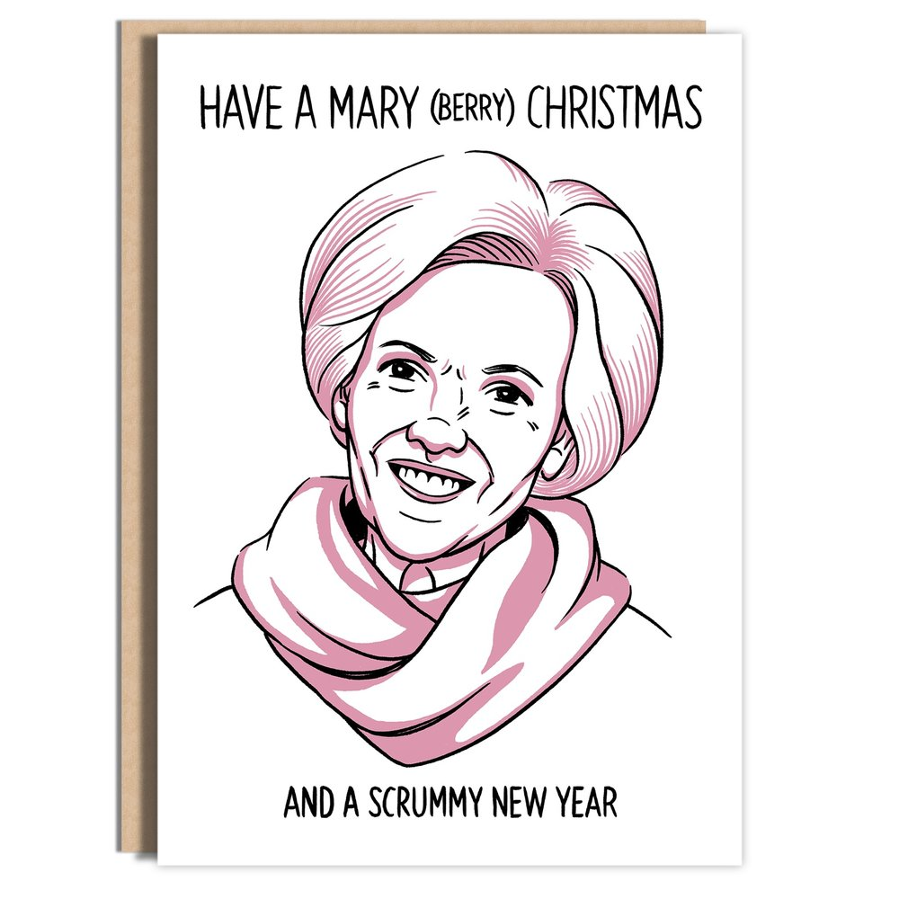 Have a Mary Berry Christmas