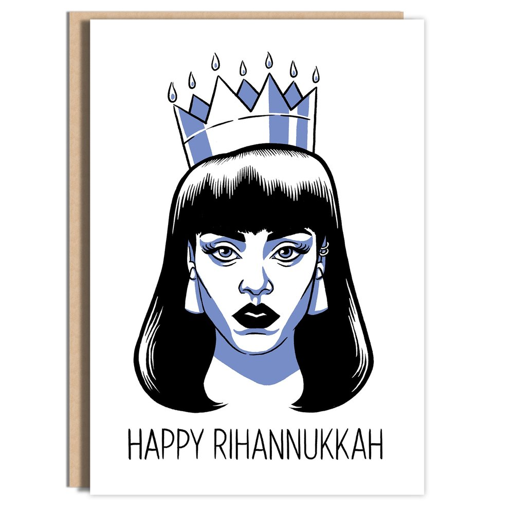 Happy Rihannukkah