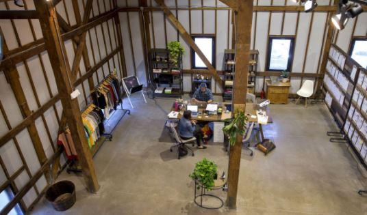 Paul bike showroom. 7-2-17.JPG