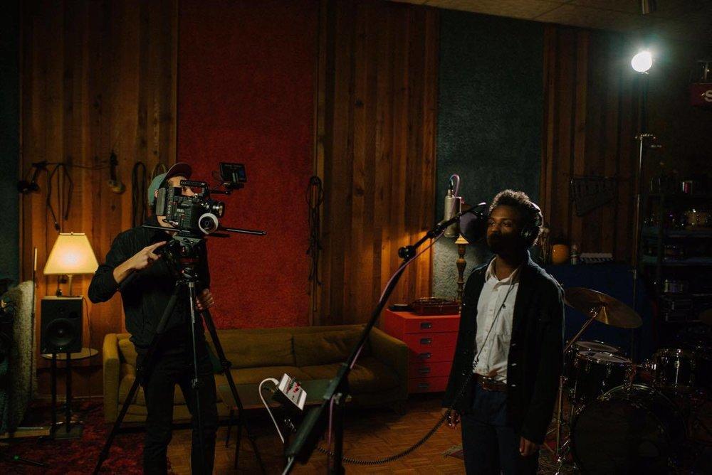 GrandAce_Music_Video_Shoot_Rap_HipHop_Live_Concert_Studio_Mixing_2