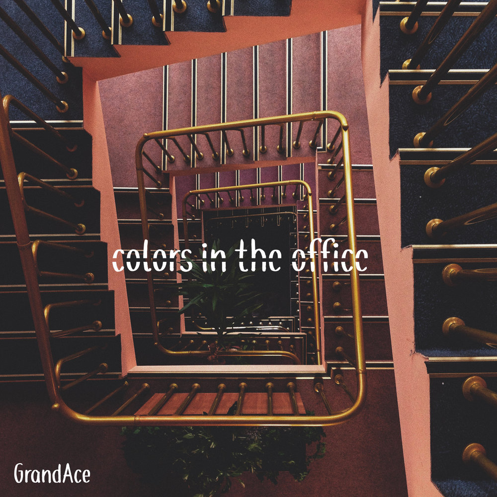 GrandAce-Colors-In-The-office-Cover