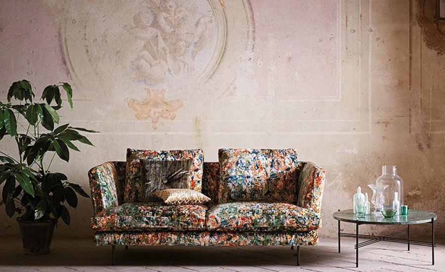 Black Edition Upholstery Fabrics
