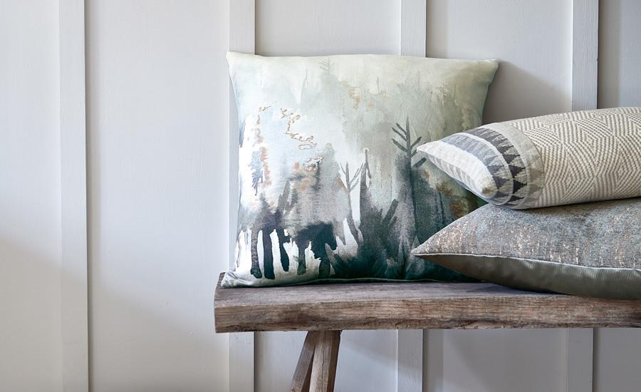 Villa Nova Fabrics | NORRLAND CUSHIONS