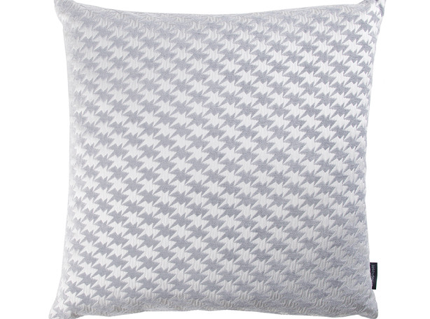 ZIG ZAG BIRDS CUSHION | GRIS