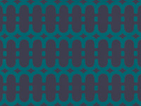 Loopy Link Wallpaper, Teal
