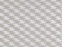 Zig Zag Birds Wallpaper, Pearl