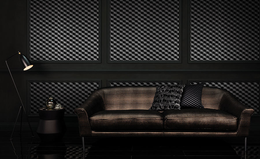 KIRKBY DESIGN & ELEY KISHIMOTO WALLCOVERINGS