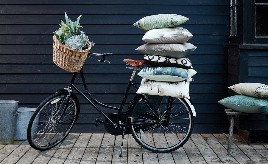 We have a huge array of Ready Made Cushions.   >  find out more