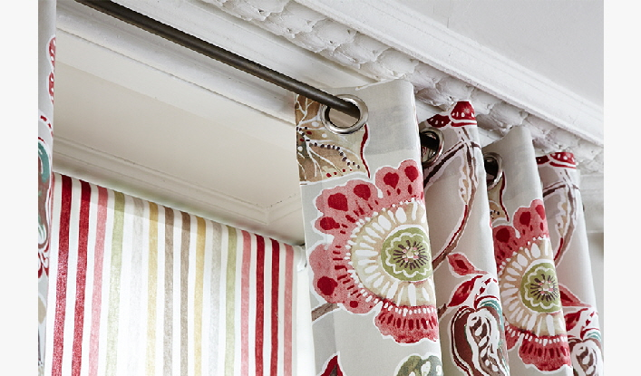 > MADE TO MEASURE CURTAINS, FIND OUT MORE