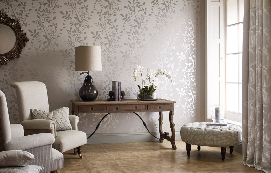 ASPECT | PRESTIGIOUS TEXTILES WALLPAPER