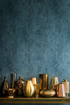 COPPER | CASAMANCE WALLPAPER