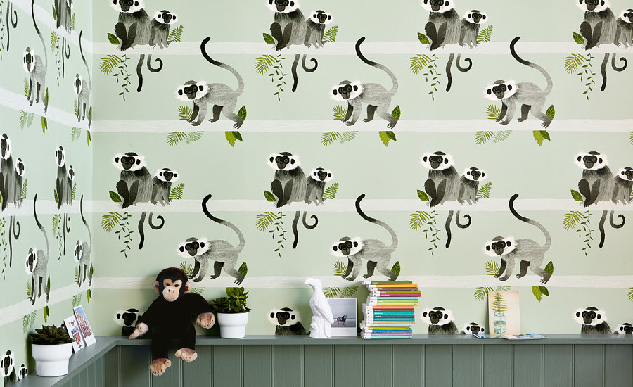PICTUREBOOK WALLPAPERS by VILLA NOVA