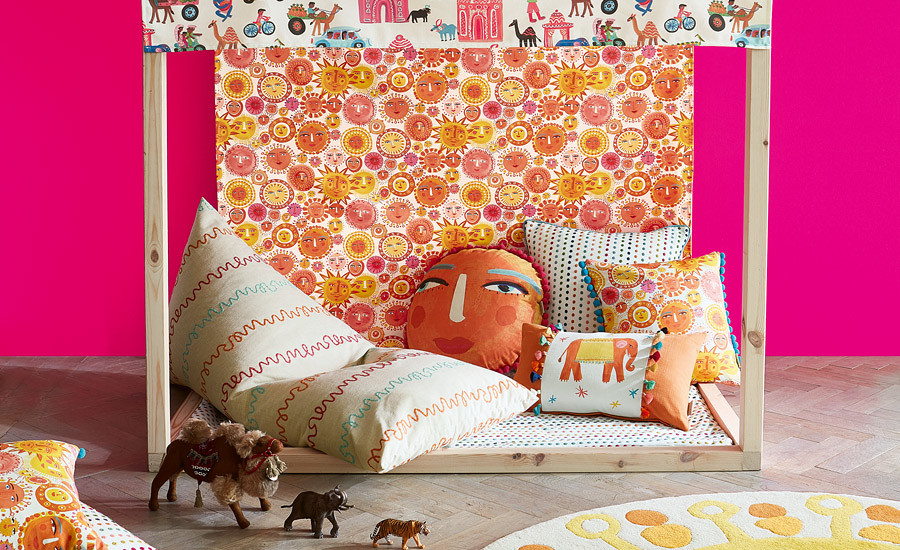 Picturebook   Christopher Corr Prints, Weaves and Accessories    Children's Collection