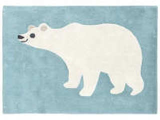 Stunning rugs from the Picturebook Collection from Villa Nova #rugs #polarbear #turtle #childrensbedrooms #childrensbedroomdecor #interiordesign