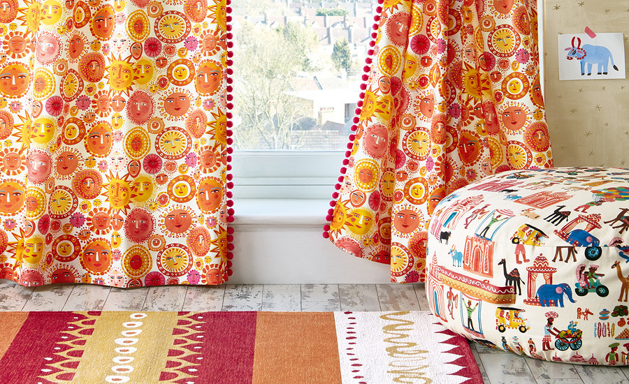 PICTUREBOOK   Christopher Corr Prints, Weaves and Rugs