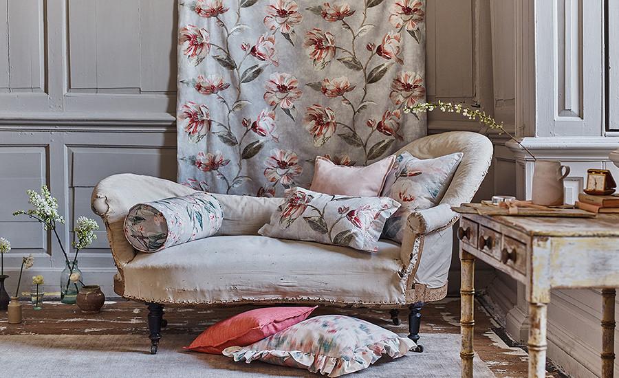 Gardenia | Romo Upholstery Fabrics