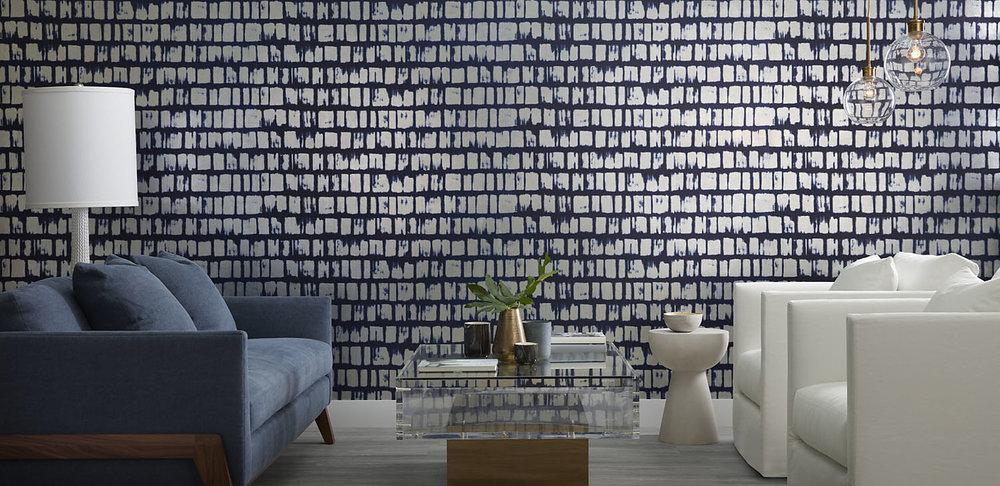 Vinyl Great Wall | Phillip Jeffries Wallpaper