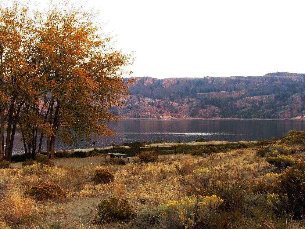 Shiprock State Park, WA