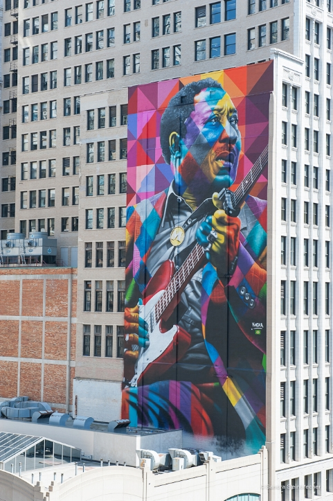 Muddy Waters by Eduardo Kobra - Photo  ©Sandra Steinbrecher 2016