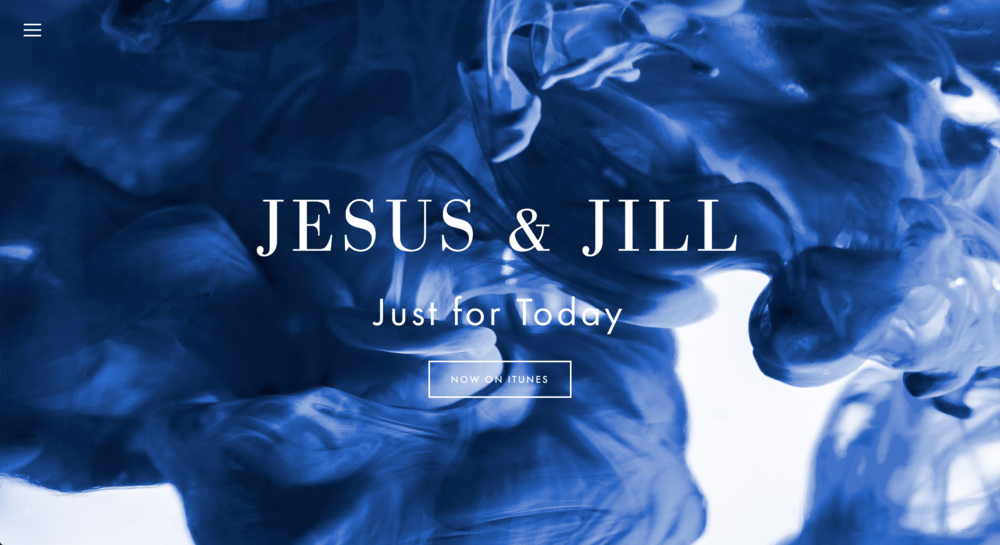 Jesus & Jill Just for Today