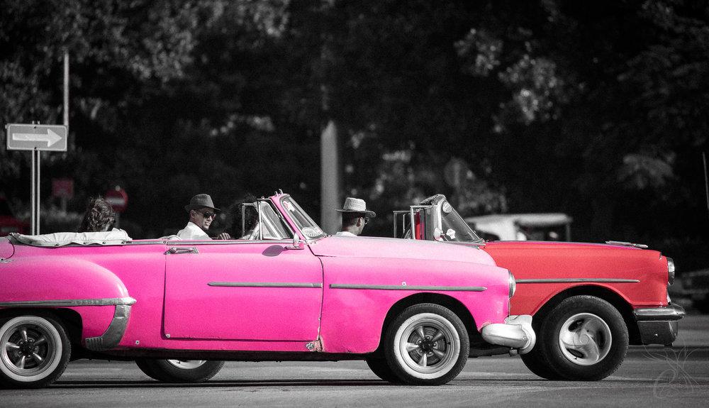 Cuba: Havana Taxis
