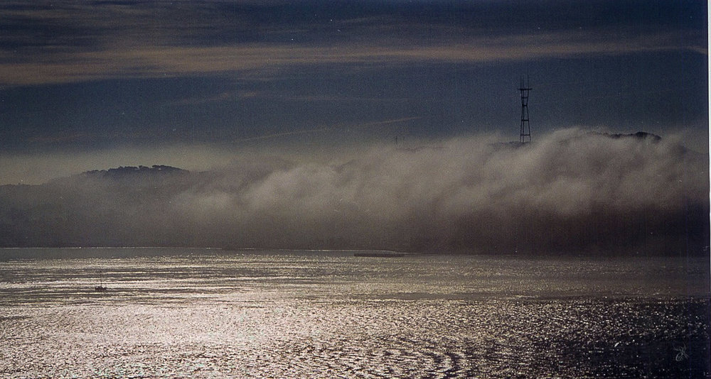 San Francisco: Fog Bank 1999