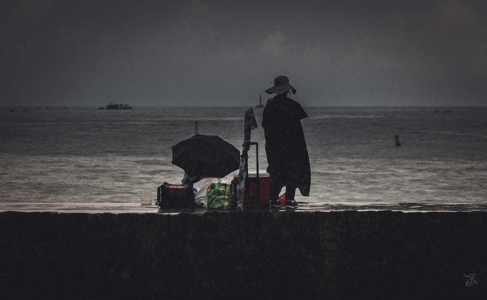 Hawaiian Fishwoman