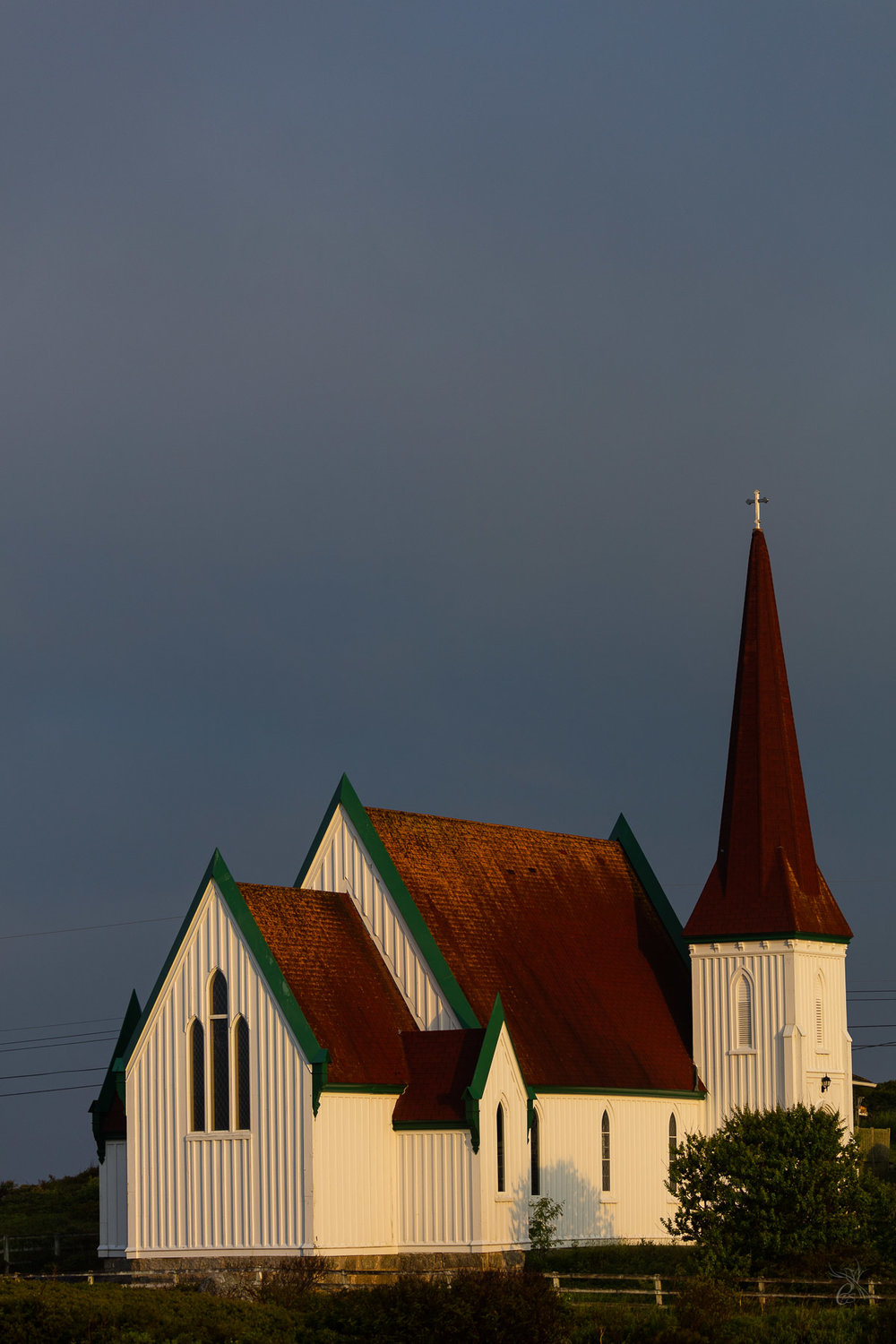 Nova Scotia: St. John's Anglican Church