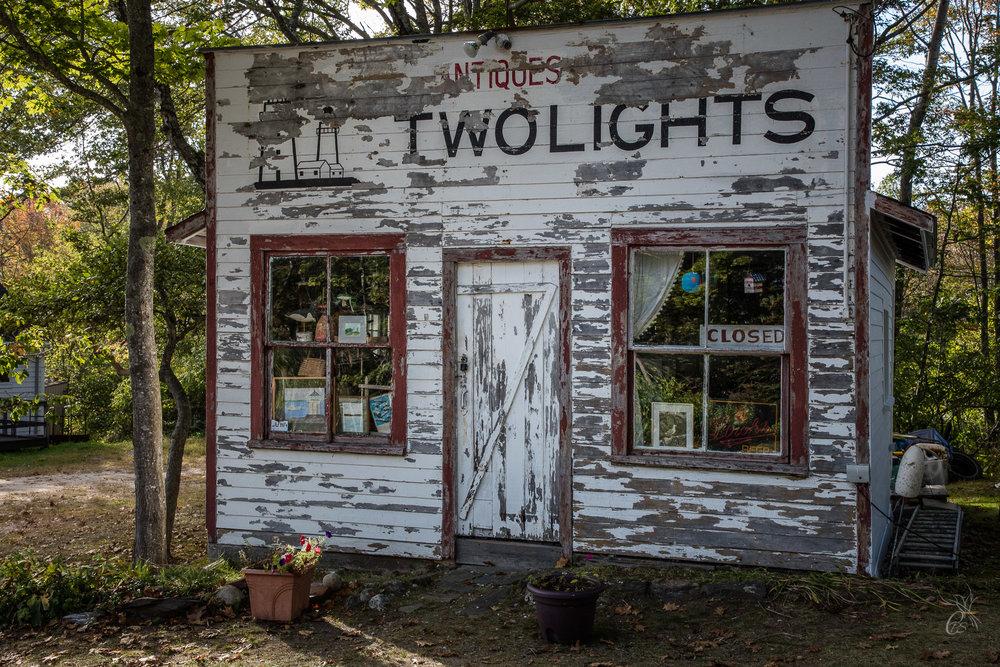 Two Lights Antique Shop