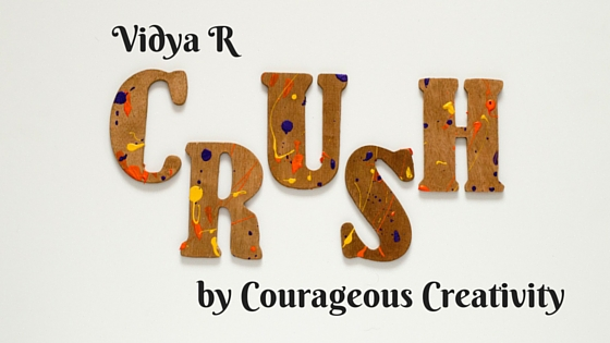 Creative Crush Vidya R