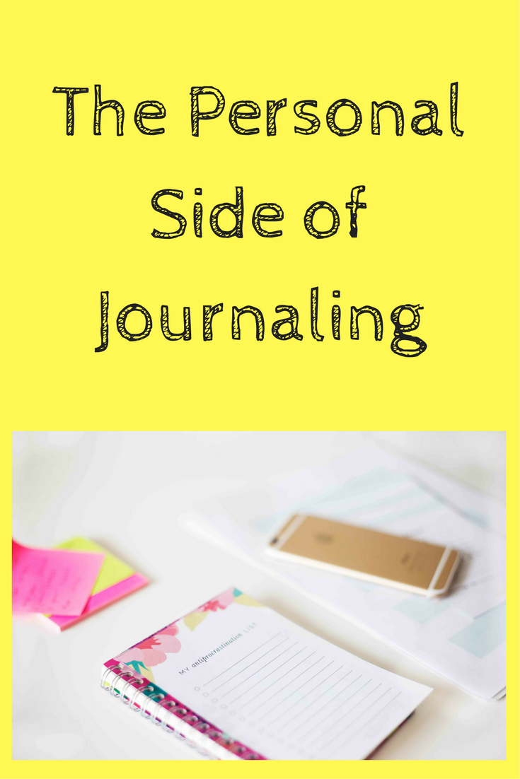 The Personal Side to Journaling