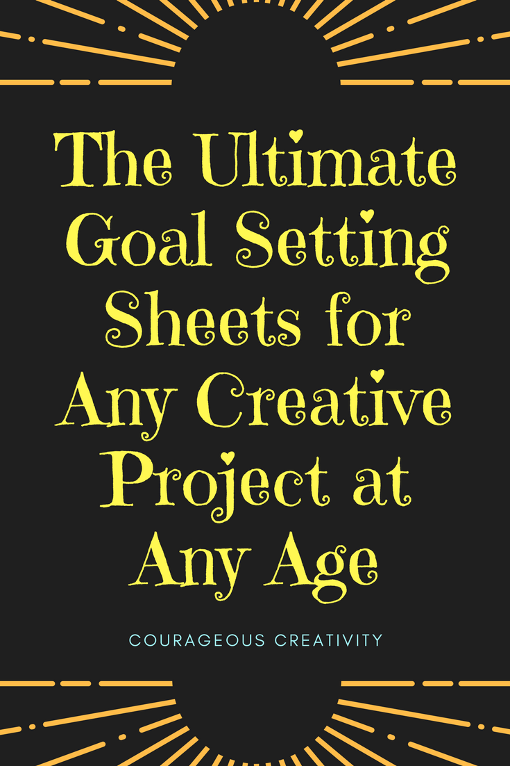 goal-setting-creative-project