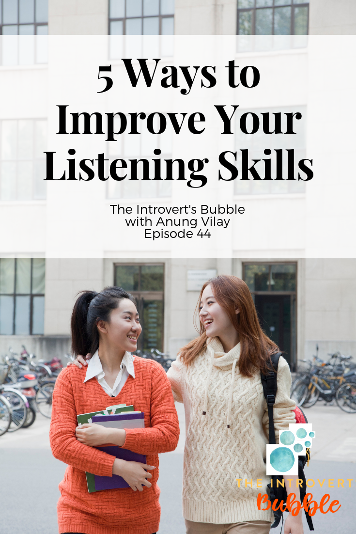 5 ways to imporve your listening skills
