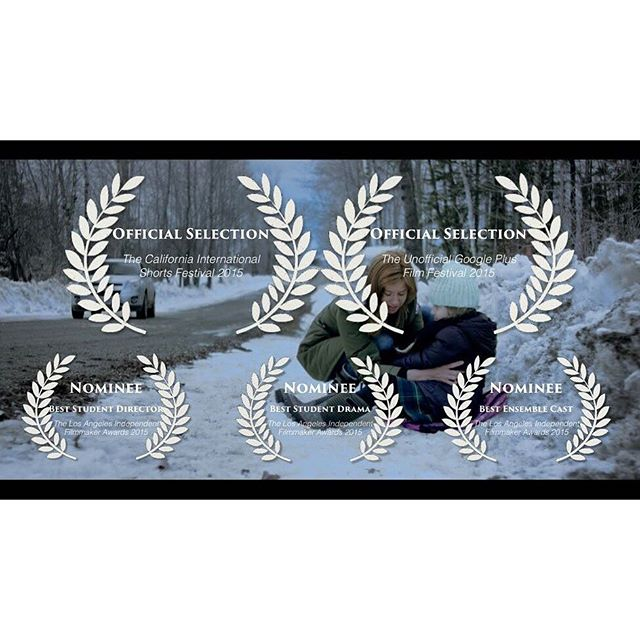 Two more festivals and THREE nominations! Congrats everyone! #BOUNDfilm