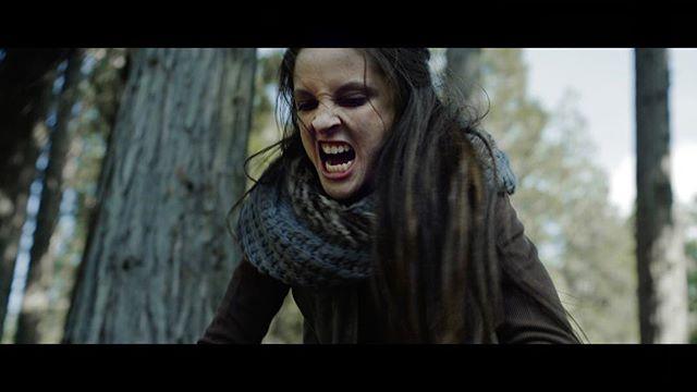 Another still from #CARGOfilm featuring the badass @cathryndylan 🎥😱🎬 #shortfilm #indiefilm #filmmaking #thestjohnsisters #stunts #actionfilm #actionstar #womeninfilm #makingmovies #postproduction