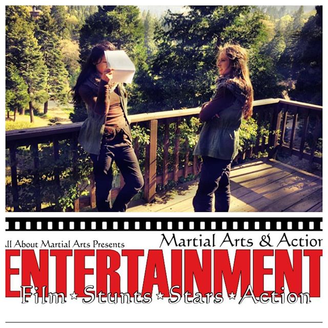http://www.martialartsentertainment.com/lauren-mary-kim-living-her-dream/ -  Our amazingly talented stunt double @laurenmarykim is featured on Martial Arts Entertainment! Copy the link and read all about her amazing story. Get ready to see her in action in #CARGOfilm coming soon! We are lucky and honored to have worked with her 💯💪🎥 #seeingdouble #stunts #indiefilm #actionfilms #womeninfilm #makingmovies #stuntdouble #stuntwoman #amazing