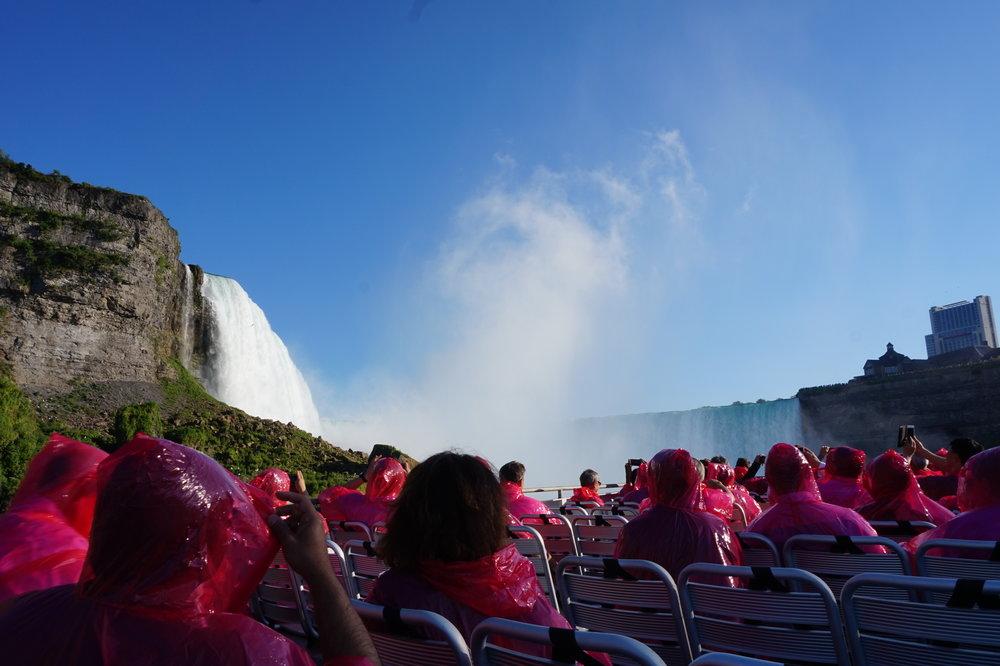 Corporate Group Niagara Falls Excursion