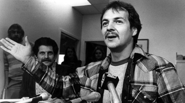 Donald Marshall, Jr, wrongfully convicted of Murder in Nova Scotia(Albert Lee/Canadian Press)