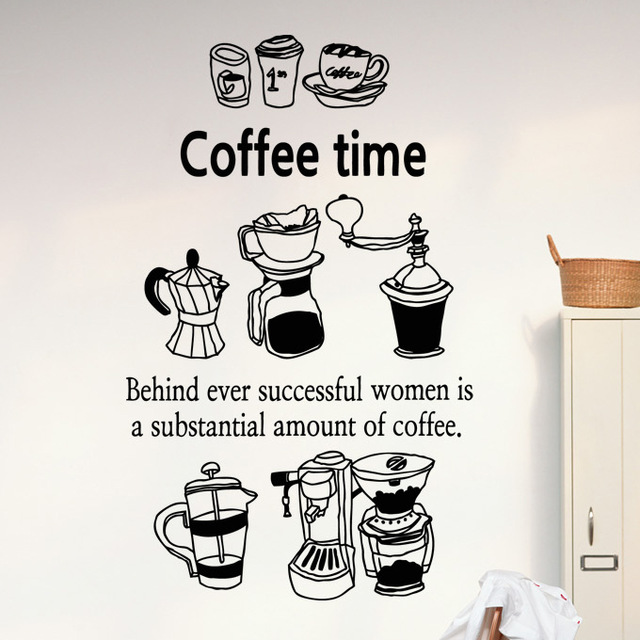 Image Source:    https://www.aliexpress.com/item/Coffee-Shop-Vinyl-Decal-Coffee-Cup-Coffee-Bean-Coffee-Machine-Mural-Art-Wall-Sticker-Cafe-Bar/32377630342.html