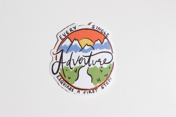 Image Credits:  https://www.etsy.com/in-en/listing/524348324/adventure-sticker