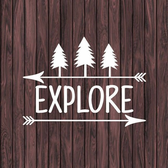 Image Credits:  https://www.etsy.com/in-en/listing/548413251/explore-decal-adventure-decal-camping